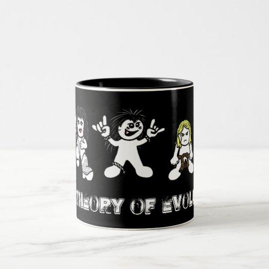 'Evolution' Mug