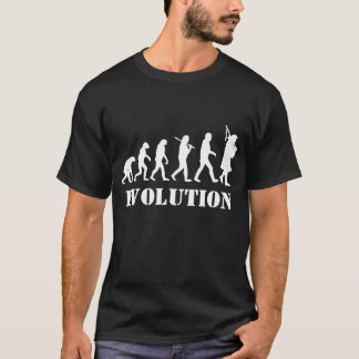 Evolution of a Scotsman Tee Shirt