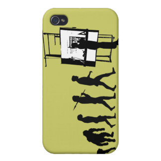 Evolution of Architecture Architects Draftsmen iPhone 4/4S Case