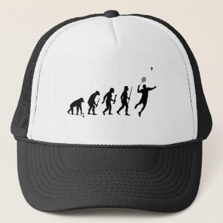 Evolution of Badminton Trucker Hat