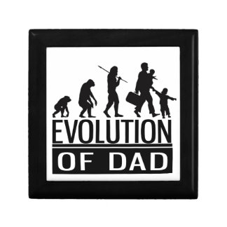 evolution of dad gift box