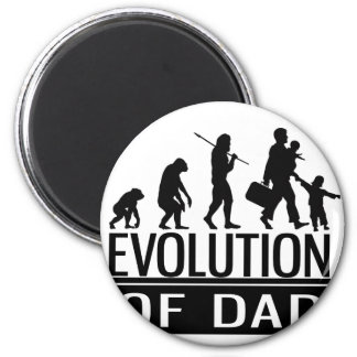 evolution of dad magnet