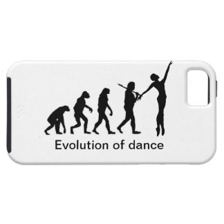 Evolution of dance iPhone 5 cover