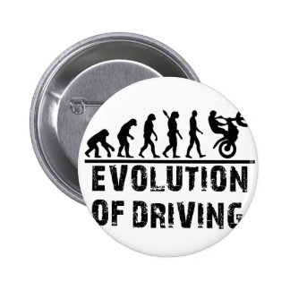 Evolution Of driving 2 Inch Round Button