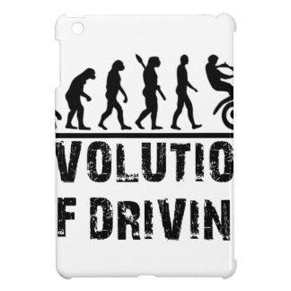 Evolution Of driving iPad Mini Case