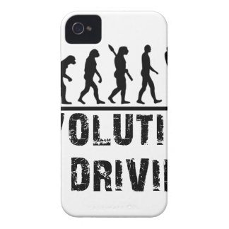 Evolution Of driving iPhone 4 Covers