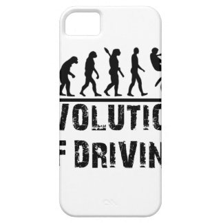 Evolution Of driving iPhone 5 Cover