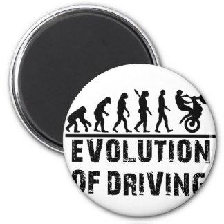 Evolution Of driving Magnet