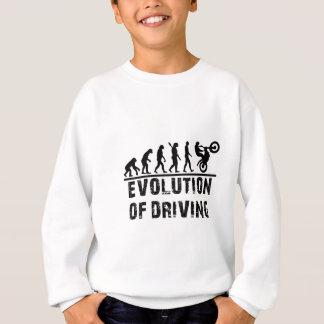 Evolution Of driving Sweatshirt