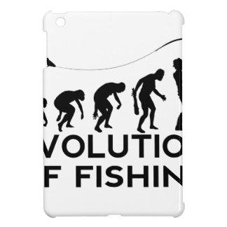 evolution of fishing iPad mini covers