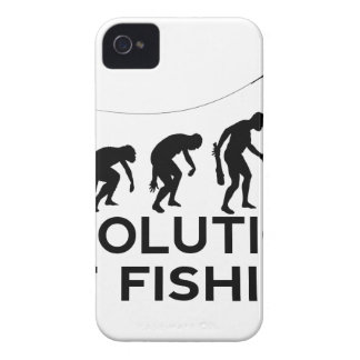 evolution of fishing iPhone 4 case