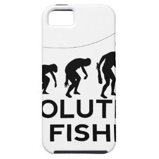 evolution of fishing iPhone 5 cases