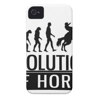 evolution of horse Case-Mate iPhone 4 case