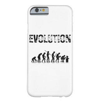 Evolution of Human Monkey_Boss Design Barely There iPhone 6 Case