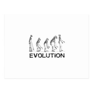 evolution of hymen postcard