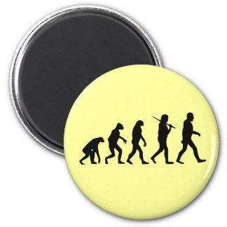 Evolution of Man Magnet
