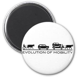evolution of mobility magnet