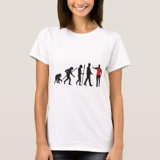 evolution OF one security doorman T-Shirt