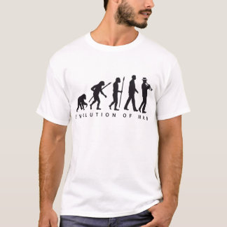 evolution OF one ska trumpet more player T-Shirt