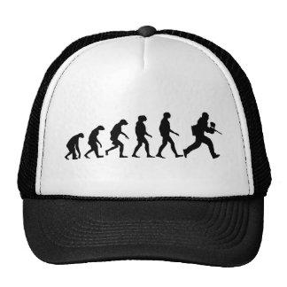 Evolution of Paintball Trucker Hat