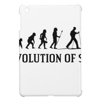 Evolution Of Ski Cover For The iPad Mini
