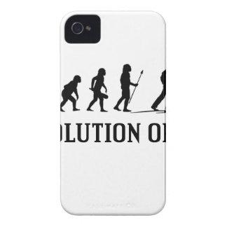 Evolution Of Ski iPhone 4 Case-Mate Case