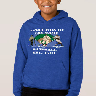 Evolution of the Game--Baseball