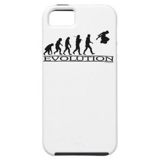 Evolution Parkour iPhone 5 Cover