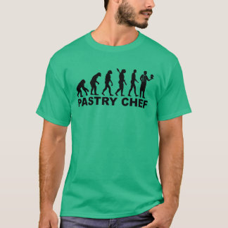 Evolution pastry chef T-Shirt