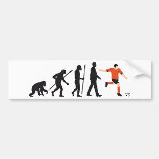 évolution plus soccer plus player adhésifs pour voiture