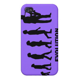 evolution saxo player iPhone 4 cover