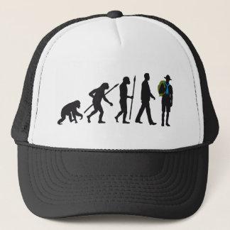 Evolution scout trucker hat