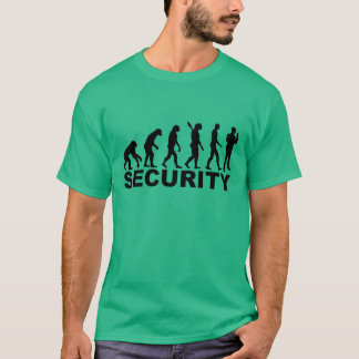 Evolution security T-Shirt