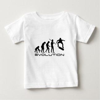 Evolution Skate Baby T-Shirt
