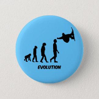 evolution skateboarding 2 inch round button
