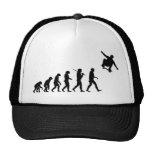 Evolution - Skateboarding Mesh Hat
