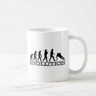 Evolution - Speed Skating Basic White Mug