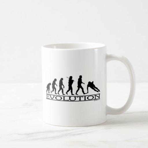 Evolution - Speed Skating Mug