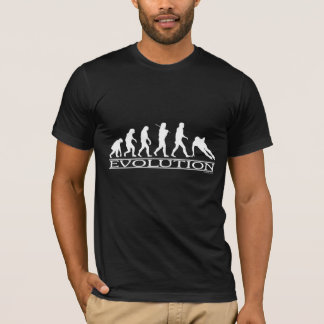 Evolution - Speed Skating T-Shirt