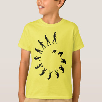 Evolution Spiral T-Shirt