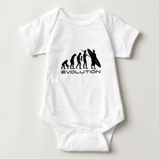 Evolution Surfer Baby Bodysuit