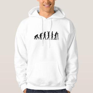 Evolution surveyor hoodie