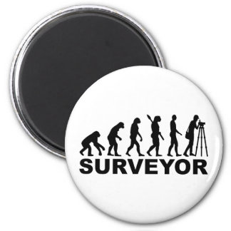 Evolution surveyor magnet