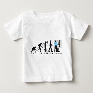 Evolution technical draftsman architect baby T-Shirt