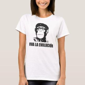 evolution tee ladies