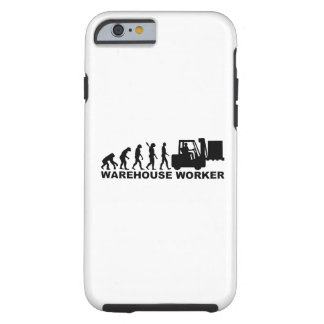 Evolution warehouse worker tough iPhone 6 case