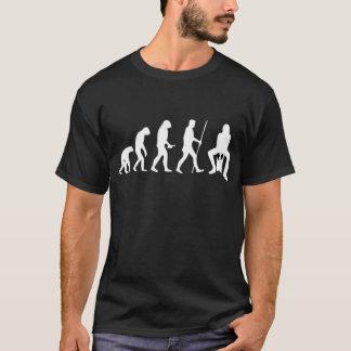Evolution - white design T-Shirt