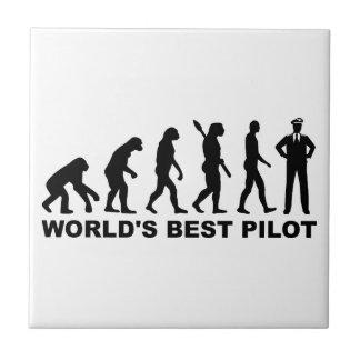 Evolution world's best Pilot Tile