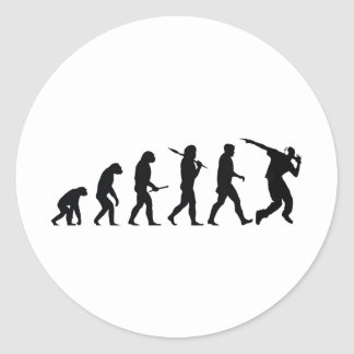 EvolutionDance Classic Round Sticker