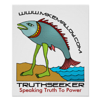 EVOLUTIONIST TRUTHSEEKERS POSTER
